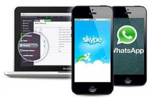 mSpy-Skype