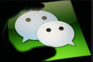 WeChat spy
